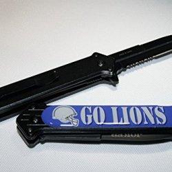 Nfl Detroit Lions Design Joker Knife Nk112514-0011