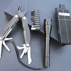 Hunting Camping Survival Fishing Stainless Multi Tool