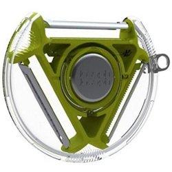 Joseph Joseph 3-In-1 Design Multifunction Rotary Peeler - Color Random