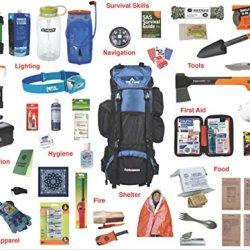 3.0 Emergency Kit Bag / Bug Out Bag / Survival Kit / Earthquake Kit
