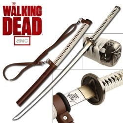 The Walking Dead - Michonne'S Sword Katana - Unlimited Edition