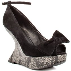 Kelsi Dagger Women'S Viola Ankle-Strap Sandal,Black,7.5 M Us