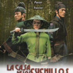 """House Of Flying Daggers """"La Casa De Los Cuchillos""""[Ntsc/Region 1 And 4 Dvd. Import - Latin America] Audio Spanish And Cantones With Subtitles Spanish And English."""