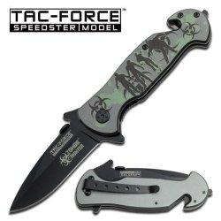 New Ao Zombie Hunter Rescue Knife Tf799Gh