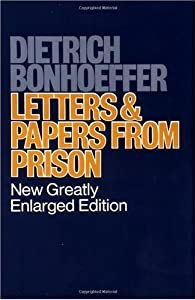 """Cover of """"Letters and Papers from Prison&..."""