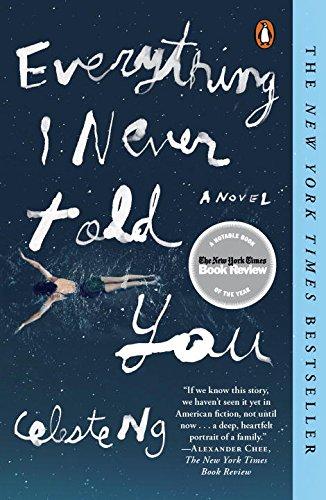 Celeste Ng - Everything I Never Told You epub book