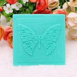 1Pcs Silicone Butterfly Fondant Cake Mold Cake Doceration
