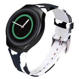 BESSKY-TPU-Silicone-Watch-Band-for-Samsung-Galaxy-Gear-S2-SM-R720
