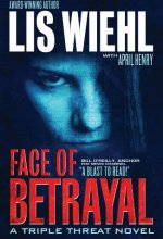 51pwCtMlEIL Face of Betrayal by Lis Wiehl $2.99