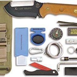 Tops Knives Xcest Bravo Hunter Point Blade Tpxcestbct
