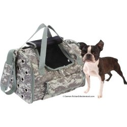 Incomparable Daily Maintenance Standout Pet Products Digital Camo Pet Carrier Exclusive