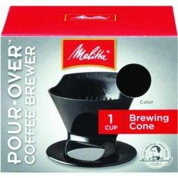Melitta Ready Set Joe Single Cup Coffee Brewer