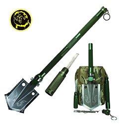 New 2014 Tibetan Mastiff Spade Snow Shovel Mercenaries Multi-Functional Outdoor Forklift Shovel Garden Tools