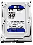 "WD Blue Hard Disk Desktop, 1 TB, 5400 RPM, SATA 6 Gb/s, 64 MB Cache, 3.5"""