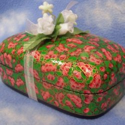 100'S Of Urns & Memorials For Dogs And Cats - Urn - Paper Mache Box Series - For Pets 1 To 40 Lbs.