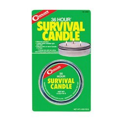 Emergency 36-Hr Survival Candle