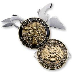 Army Coin Knife