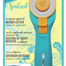 World Kitchen Rty-2/C 45Mm Splash Rotary Cutter