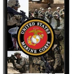 Lilichen Forever Collectible Usmc Marine Corps Case Cover For Samsung Galaxy Note 3 -- Desgin By Lilichen