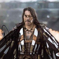 Psa/Dna Danny Trejo Machete Kills Signed Authentic 8X10 Photo - Certified Authentic