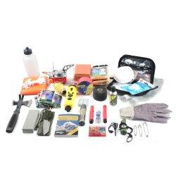 Asr Outdoor 4 Person Complete Emergency Preparedness Disaster Urban Survival Kit