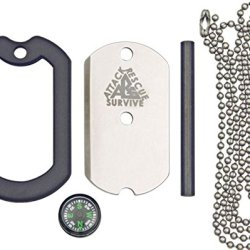 Dog Tag Deluxe Survival Knife New Dog Tag