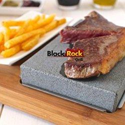 Lava Stone Steak Set