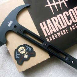 Hardcore Hardware Australia Mfe01 Tactical Tomahawk Black G-10