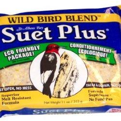 Wildlife Sciences Suet Plus Wild Bird Blend Feeder
