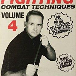 Knife Fighting Combat Techniques Vol 4. Vhs Starring James Webb