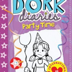 By Author Party Time (Dork Diaries)