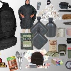 Wilderness Survival Kit (72 Hour Bug Out Bag)