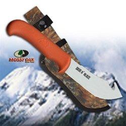 Outdoor Edge Skin N' Blaze Fixed Blade Skinner Knife
