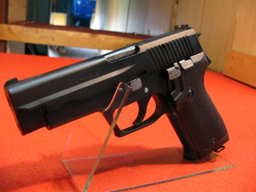 タナカ 9mm拳銃 シグ/ザウエル P220 陸上自衛隊仕様 (HW) Ver 2 ガスガン ブローバックハンドガ