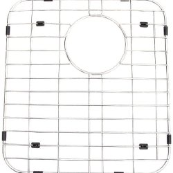 Alfi Brand Gr512L  Left Side Solid Stainless Steel Kitchen Sink Grid