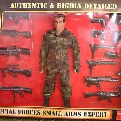 The Ultimate Soldier - Special Forces Small Arms Expert Exclusive Set