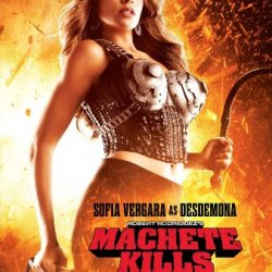 "Machete Kills ""B"" 27X40 Original D/S Movie Poster"