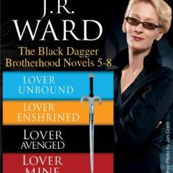 J.R. Ward The Black Dagger Brotherhood Novels 5-8 (Penguin Classics)