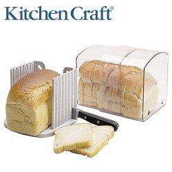 Kitchen Craft Bread Keeper, Expanding