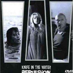Roman Polanski Collection [Knife In The Water (1957); Repulsion (1964); Cul-De-Sac (1965); 8 Early Short Films] [Pal - Reg. 2] [Import - Uk]