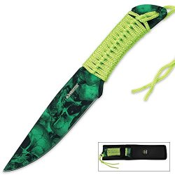 Z Hunter Zb-034 Throwing Knife, 10-Inch