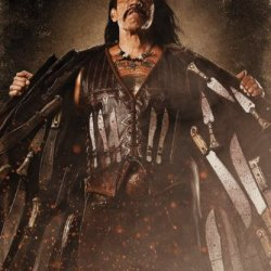Movies Posters: Machete - Knives - 91.5X61Cm