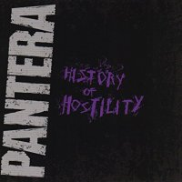 Pantera-History Of Hostility-CD-FLAC-2015-FORSAKEN