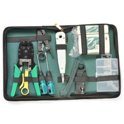 11-In-1 Professional Network Computer Maintenance Repair Tools Kit