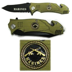 Marines Pocket Knife