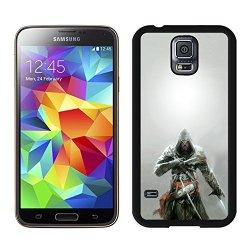 Diy Assassins Creed Knifes Hood Look Fur Samsung Galaxy S5 I9500 Black Phone Case