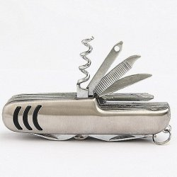 11 Multi Function Army Knife Mini Pocket Design New K0360-1