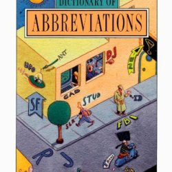 Dictionary Of Abbreviations (Oxford Paperback Reference)