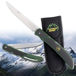 Outdoor Edge Fish & Bone  Fb-1 The Perfect Folding Knife For Deboning Fish And Game