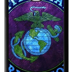 Lilichen Cool Design Forever Collectible Usmc Marine Corps Case Cover For Samsung Galaxy Note 3 -- Desgin By Lilichen